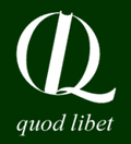 QuodLibetLogo