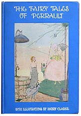 Fairy-tales-charles-perrault-harry-clarke