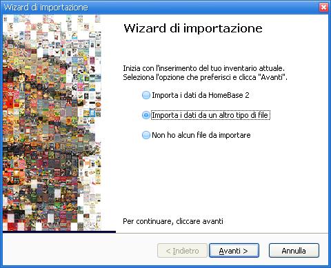 Wizard_importa altri formati