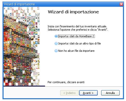 Wizard_importa da HB2