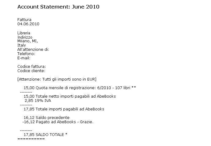 Statement ss