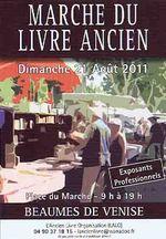 Visuel Beaumes 2011