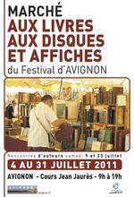 Marché d'Avignon