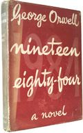 Nineteen eighty four by george orwell 1