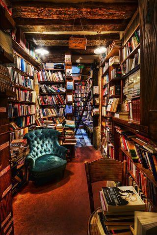20 plus belles librairies du monde